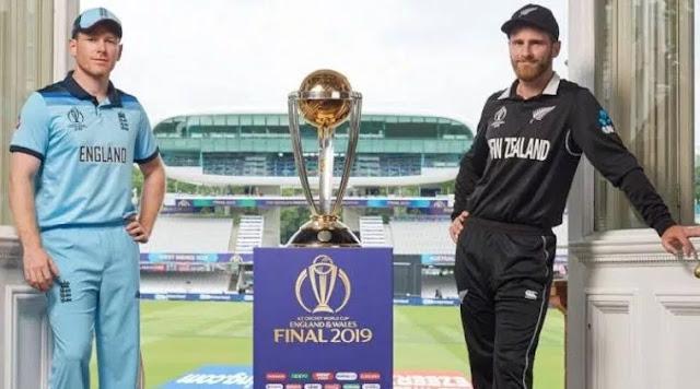 ICC Cricket World Cup Final 2019 Live Stream