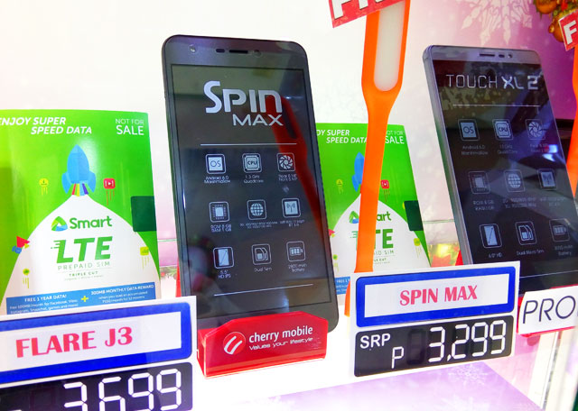 spin mobile review