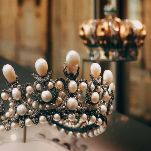 French Crown Jewels Louvre Galerie D'Apollon