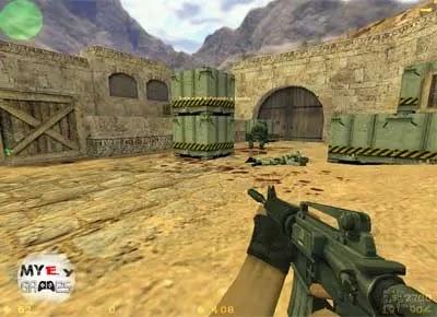 تحميل لعبة counter- strike 1.6 الأصلية
