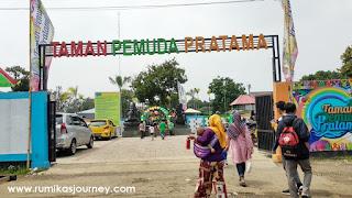tempat wisata di depok yang gratis taman pemuda pratama