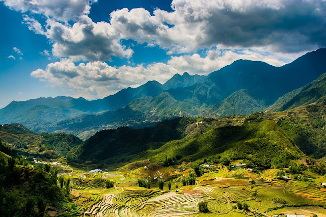 A truly magical view and the best destination for photographers at Vietnam
