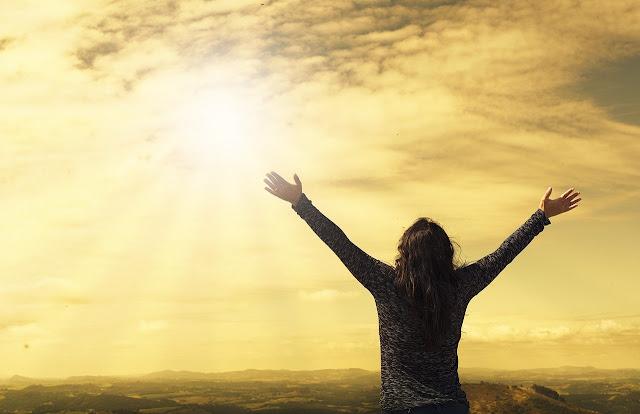истинското щастие превъзмогва всяка скръб, мъка, терзания