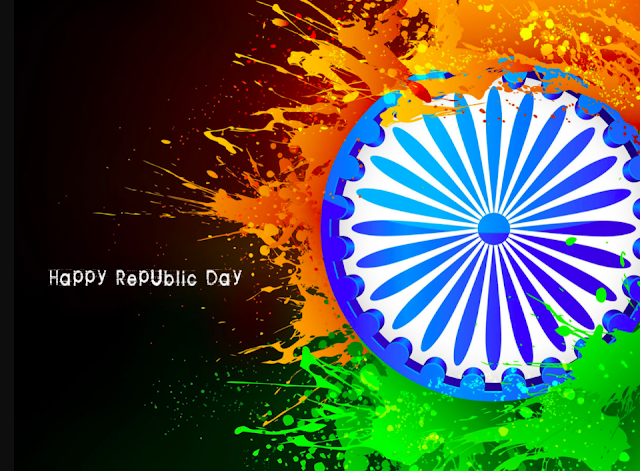 Republic day Greetings 2018