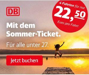 【德鐵夏季青年通票】㊙️ 2021年決定版|最詳盡使用及購票教學攻略 | DB Sommer Ticket