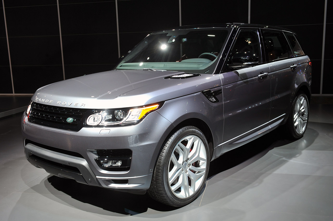 automotiveblogz 2014 land rover range rover sport new. Black Bedroom Furniture Sets. Home Design Ideas