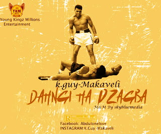 MUSIC: Kay Guy - Dangi'a Dzagba