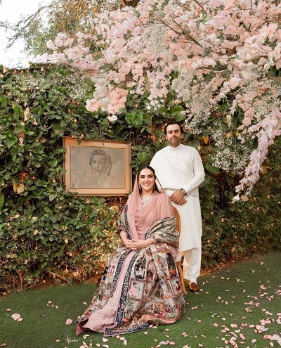 Bakhtawar Bhutto Engagement In Pics 6