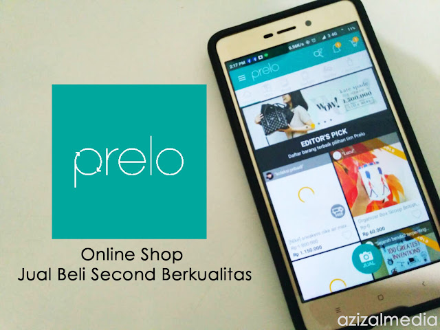 Situs Jual Beli Barang Bekas Online Berkualitas di Prelo