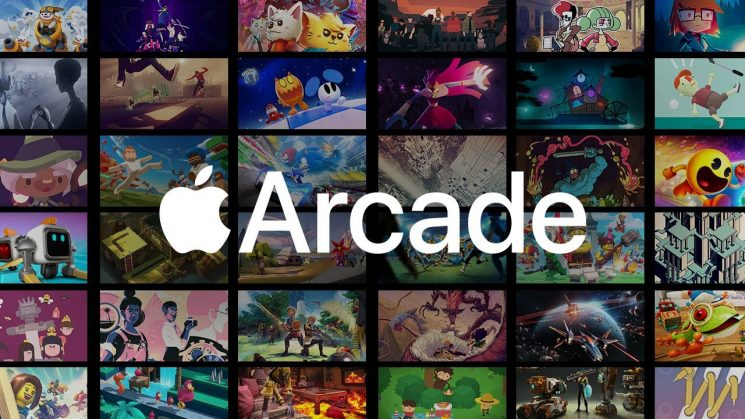 Apple Arcade — Let the games begin