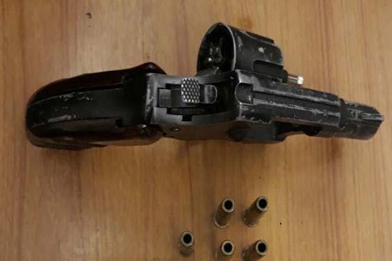 2 Pemuda Yang Membawa Airsoft Gun Diamankan di Jakarta Pusat