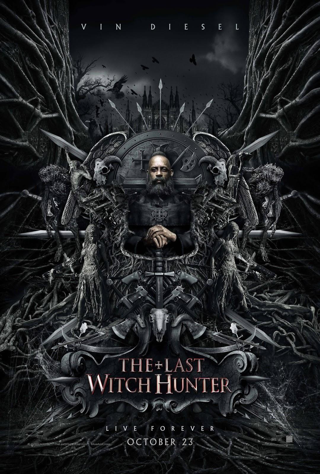 The Last Witch Hunter Stream Movie4k