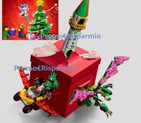 Logo Lego Più regali Più vinci : 22 premi da 1000€ ! Anticipazione