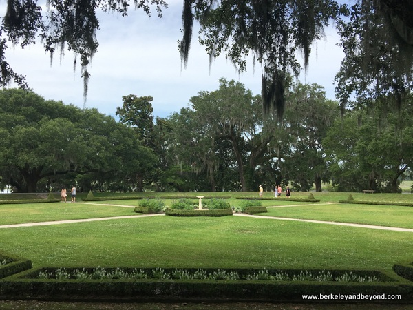 The Gardens at Middleton Place plantation in Charleston, South Carolina