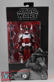 Star Wars Black Series Clone Commander Fox Box 01