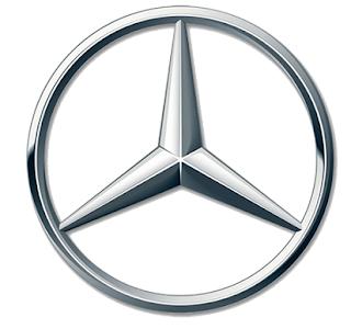 Emblema maşinilor Mercedes