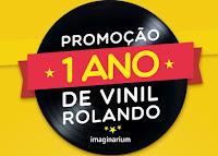 Promoção 1 Ano de Vinil Rolando Imaginarium
