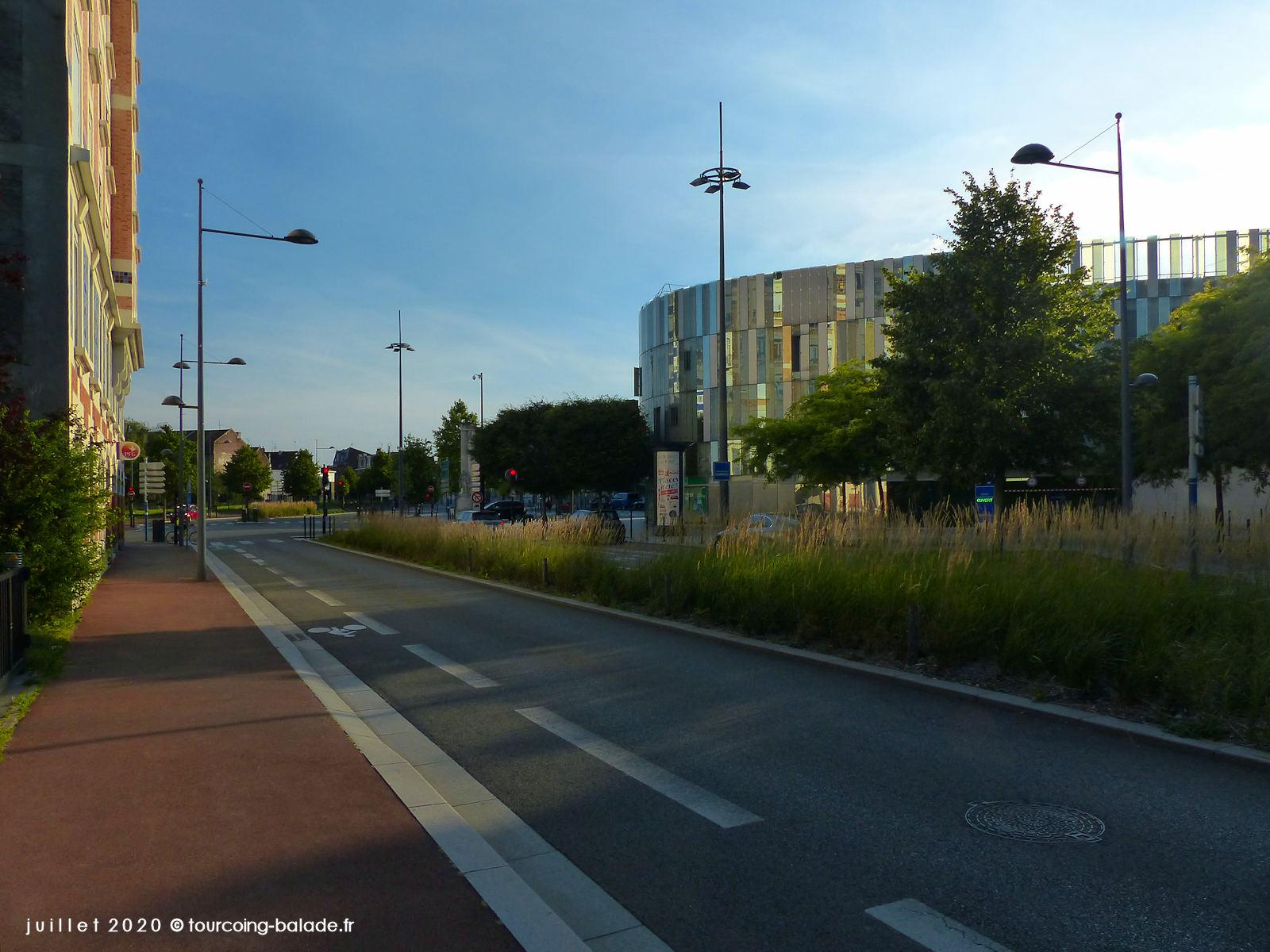 Rue d'Havré, Tourcoing 2020