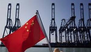 Sektor Jasa China Melambat