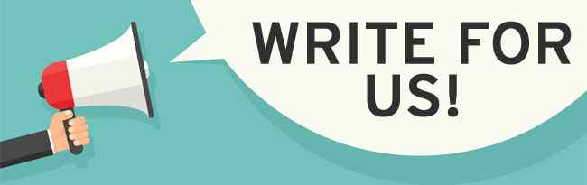 Write guest post for us