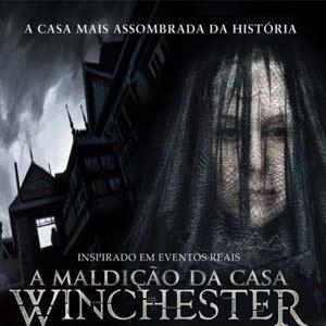 Poster do Filme A Maldição da Casa Winchester
