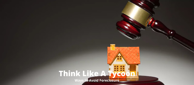 If you have gone into foreclosure or need to sell your house for a loan payoff, you are, by definition, in distress.
