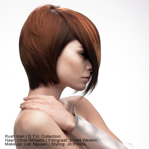 Kapsels en haarverzorging kapsalon - Salon kleur trend ...