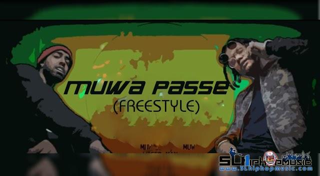 Cairo x Costa x KK - මුවා පස්සේ  MUWA PASSE (FREESTYLE)