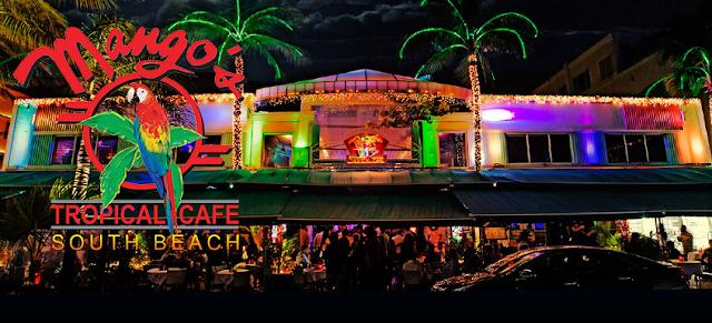 Lua de mel na vida noturna em Miami