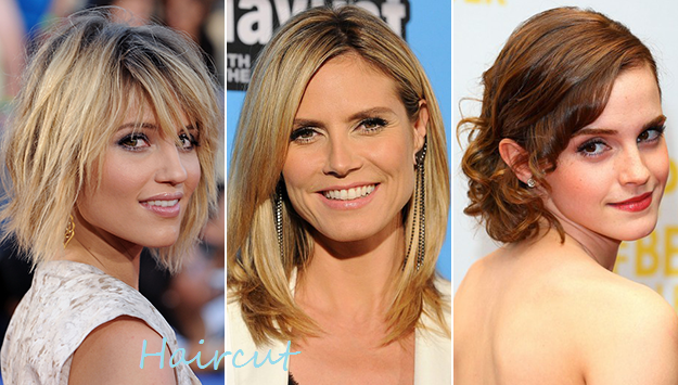 The Haircut According To Face Shape Health And Fitness Experts