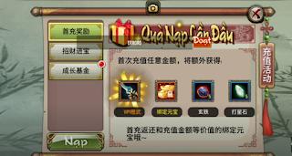 Tải game Thiên Long Bát Bộ Việt Hóa Free Tool GM + Level 100 + 999999999 KNB | App Tải game Trung Quốc