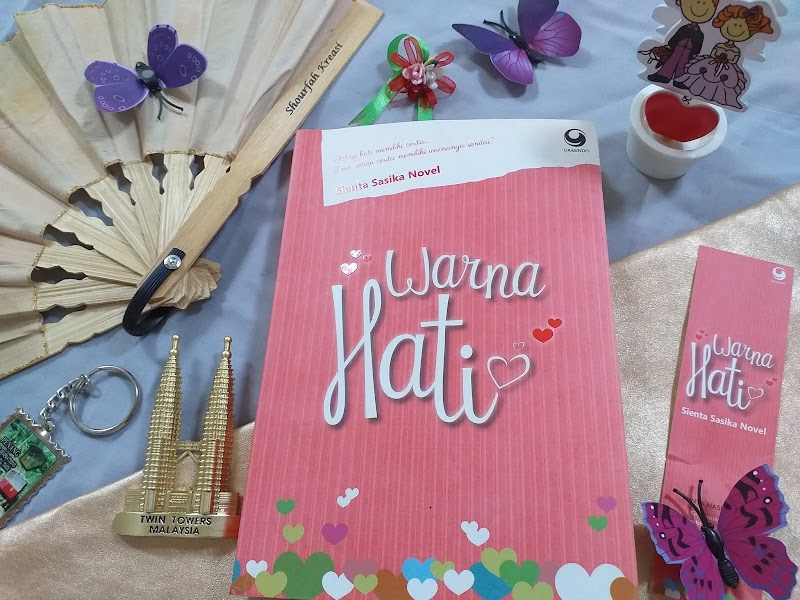 Resensi Novel Warna Hati by Sienta Sasika Novel