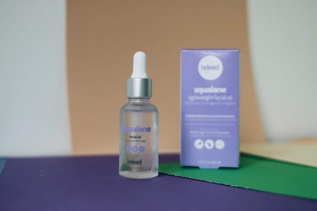 Indeed Squalen, kosmetyki regenerujące