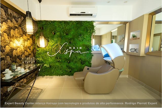 Expert Beauty Center relança HairSpa na unidade Batel