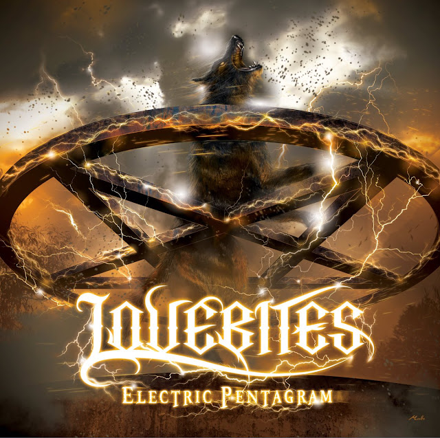 Lovebites - Electric Pentagram