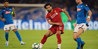 موعد مباراة ليفربول ونابولي الأربعاء 27-11-2019 في دوري أبطال أوروبا والقنوات الناقلة