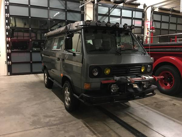 Vw Syncro Westy Camper on Volkswagen Tdi Engine 4