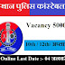 Rajasthan Police Constable Online Form 2019 Last Date 04 January 2020