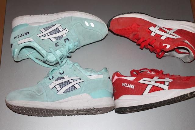AileenPi: Sneaker Sammlung