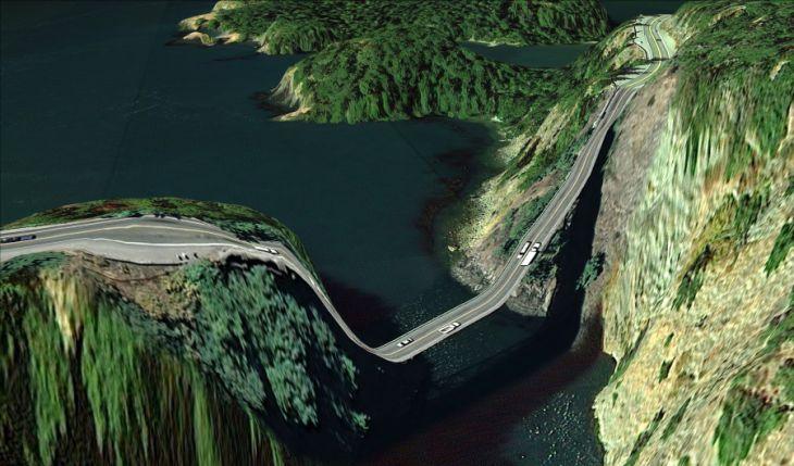 VEA AQUI LAS 15 Carreteras más Peligrosas del Mundo