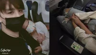Tak Sengaja Pegangan Tangan Saat Pesawat Turbulensi, Dua Penumpang Ini Malah Jadian