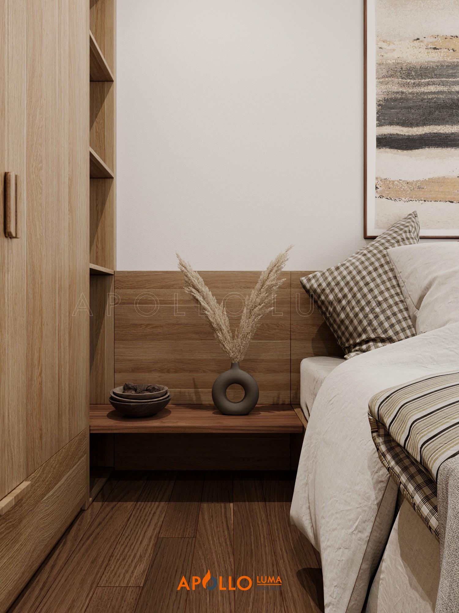 Thiết kế nội thất căn 3 phòng ngủ The Zen - Gamuda Gardens