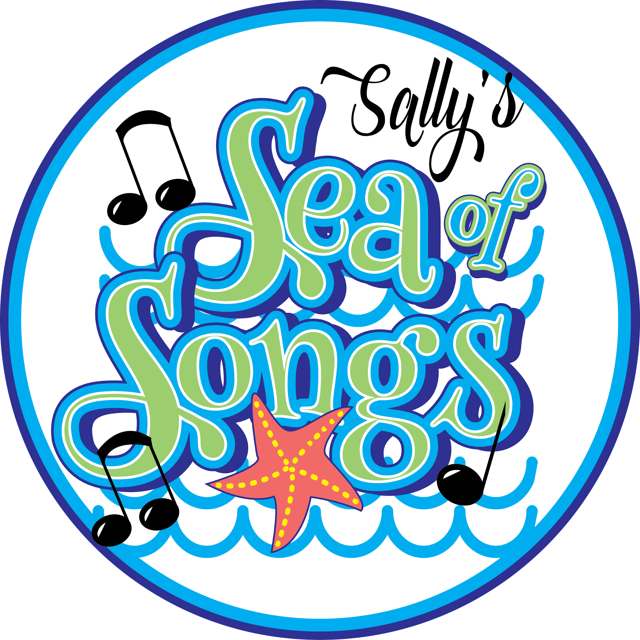 Sally's Sea of Songs Logo