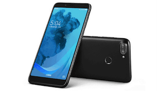 Lenovo K320t Launched With Full-Screen Design and Dual Rear Cameras