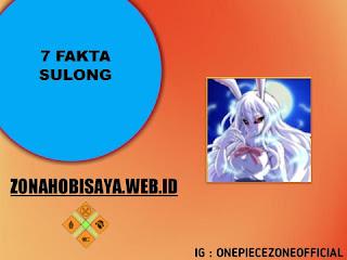 Fakta Sulong One Piece