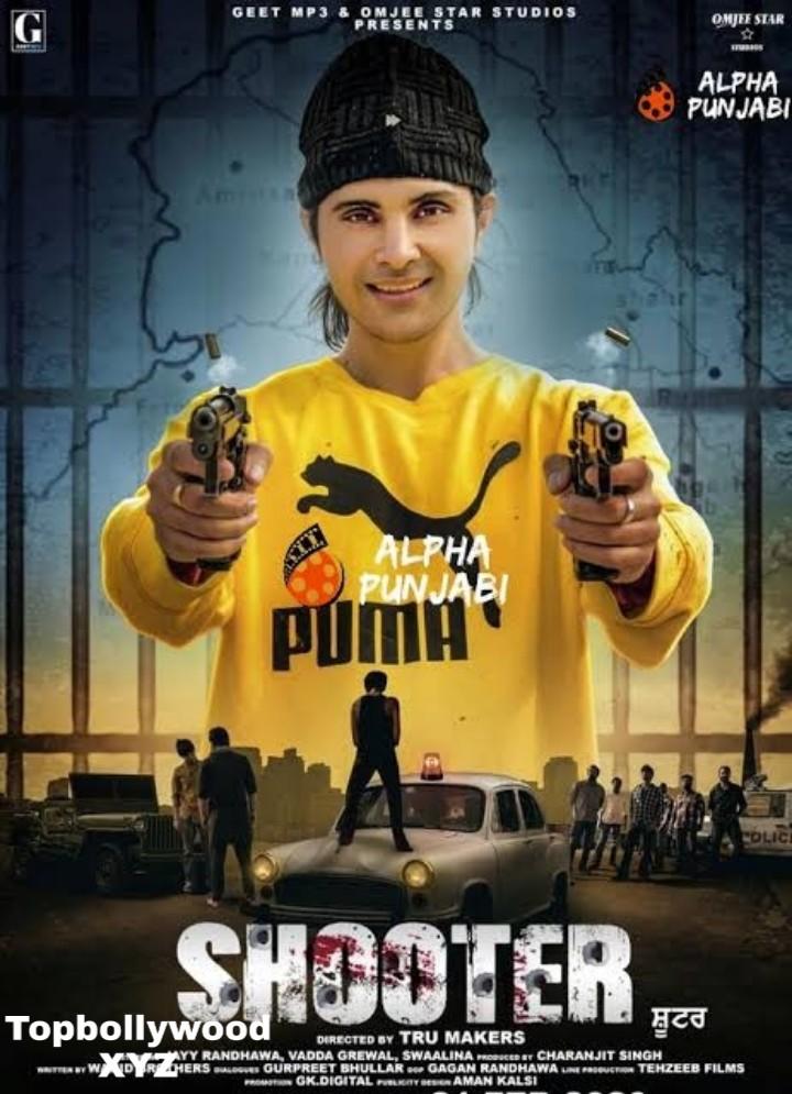 Shooter Punjabi 2020 Full Movie Download Link Leaked On ...