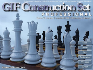 GIF Construction Set Professional 7.0a Revision 1