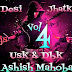Desi Jhatka Vol.04 - DJ Usk, DJ Dbk