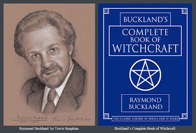 Raymond Buckland. Seax-Wica. Buckland's Complete Book of Witchcraft. by Travis Simpkins