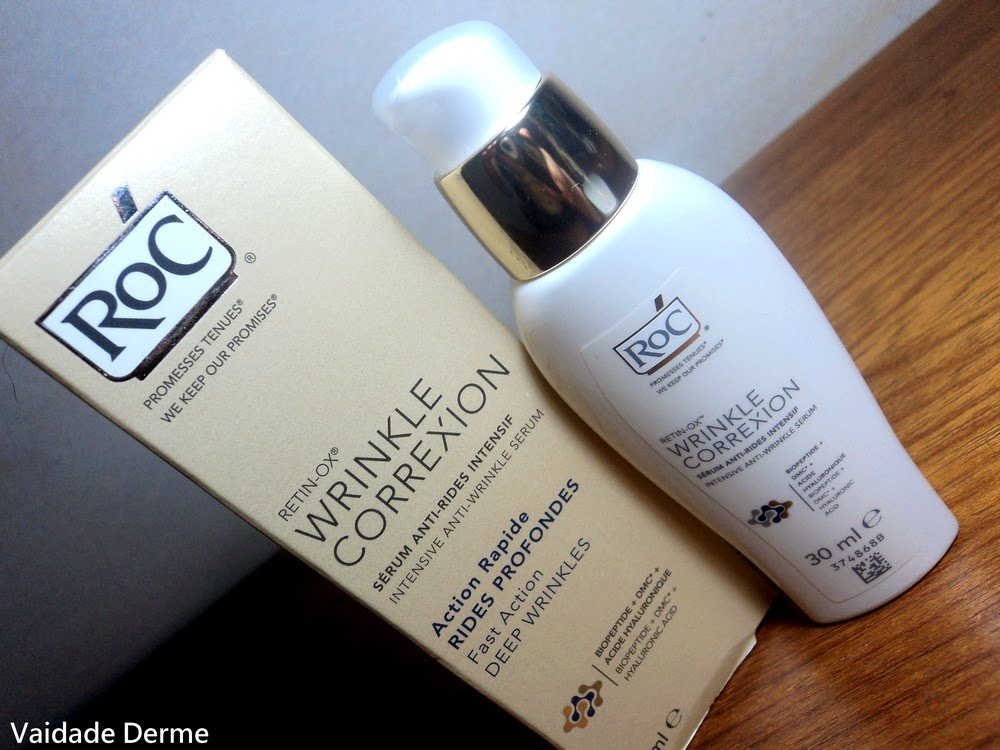 RoC Wrinkle Correxion Serum Antirrugas Intensivo